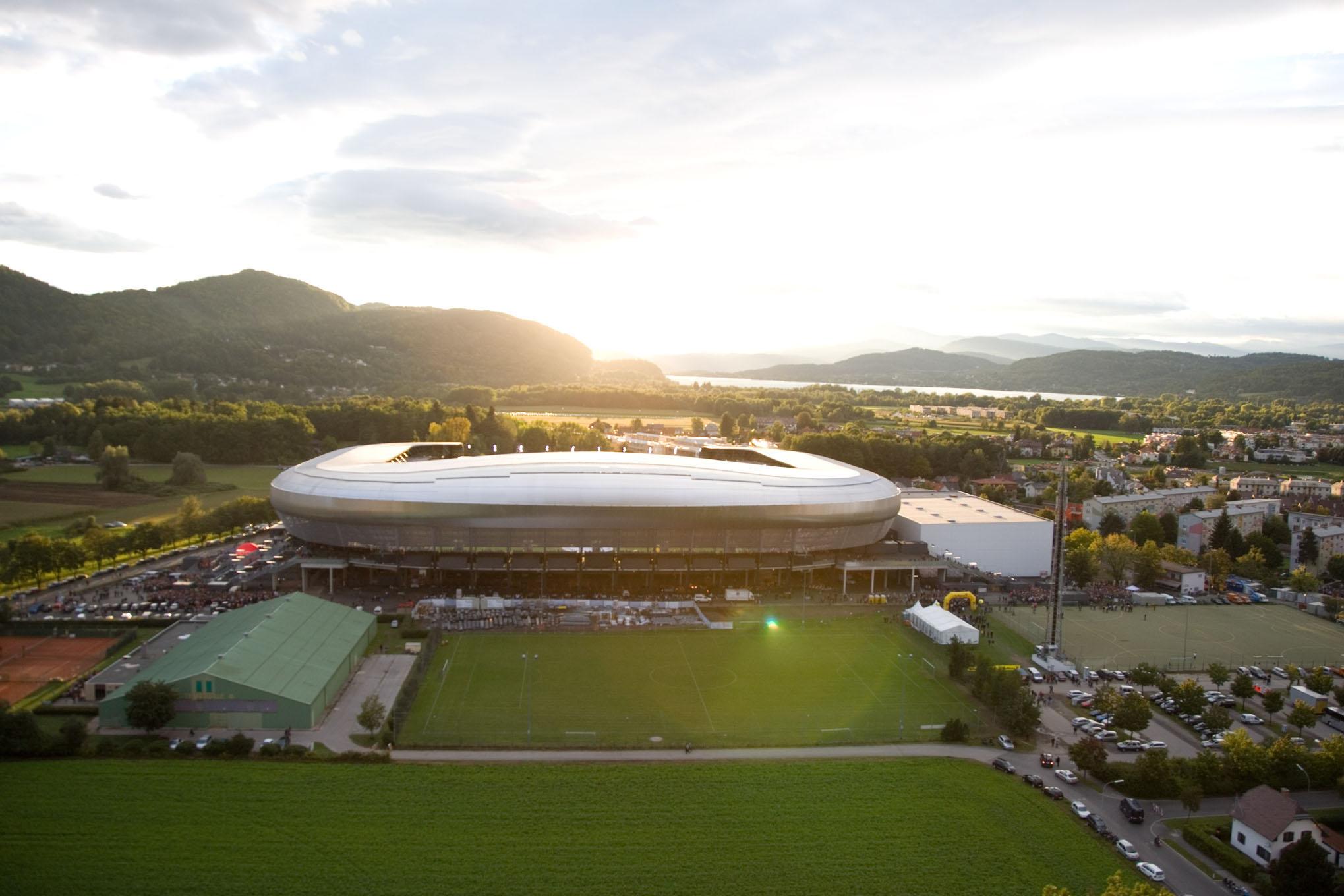 Wörthersee Stadium – Sportpark Klagenfurt 8c4f003e1e