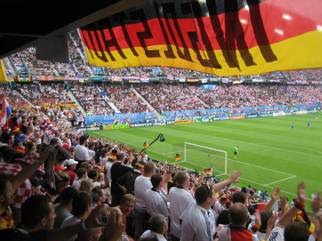 Friendly Game Highlight  Austrian National Soccer Team vs. World Champion  Germany 281f3cd2ed