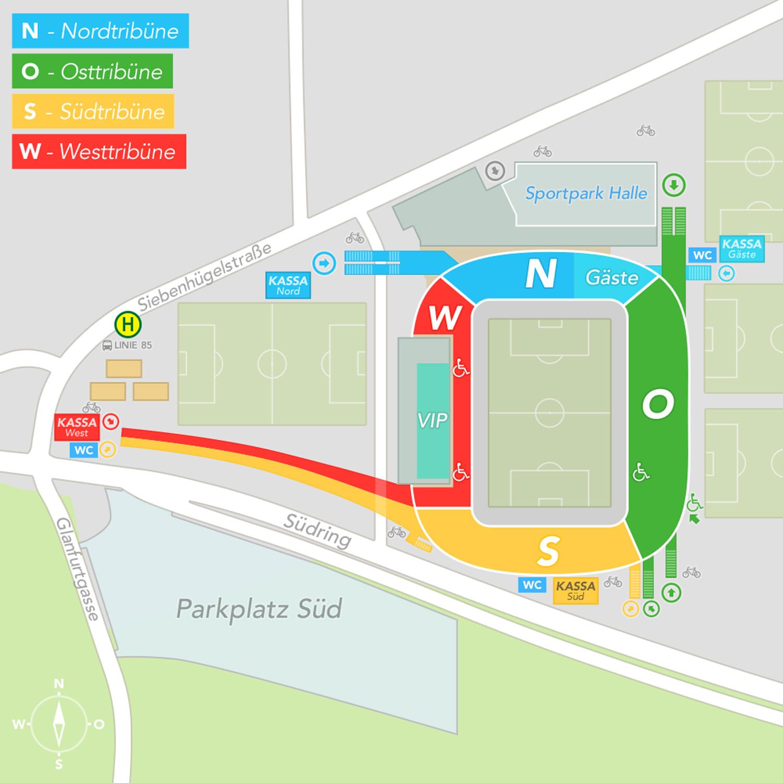 Sportpark Klagenfurt ee770793f6